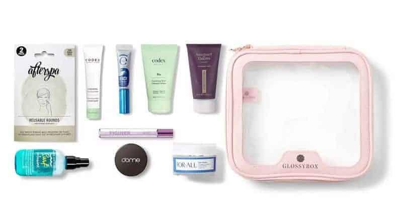 Contents Summer Beauty Bag