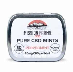 Pure CBD Mints