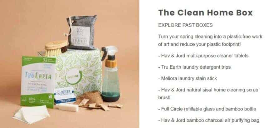 The Clean Home Box